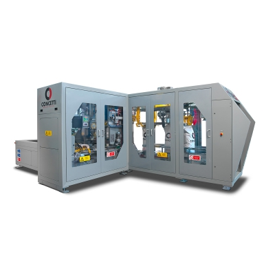 I-flex bagging machine