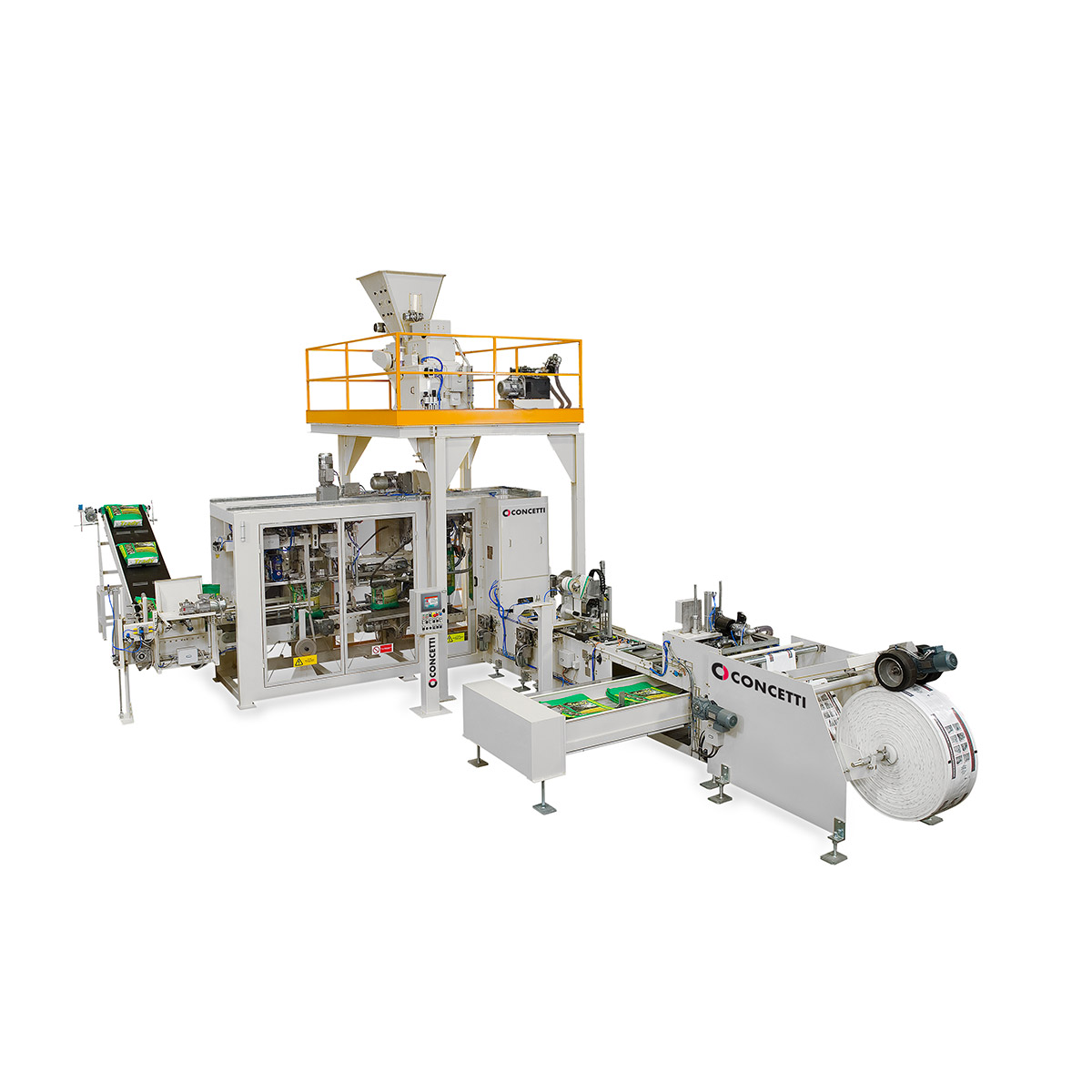 IGF Multifunction Bagging Systems
