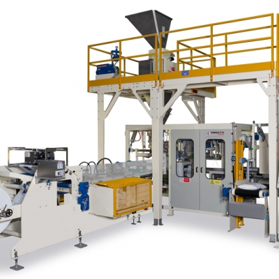 STARPACK® 1200 - 1600 High speed bagging systems