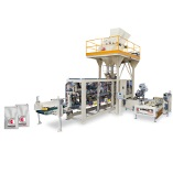 bagging machines with zip applicator
