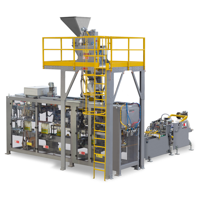 Open-Mouth Bagging Machines
