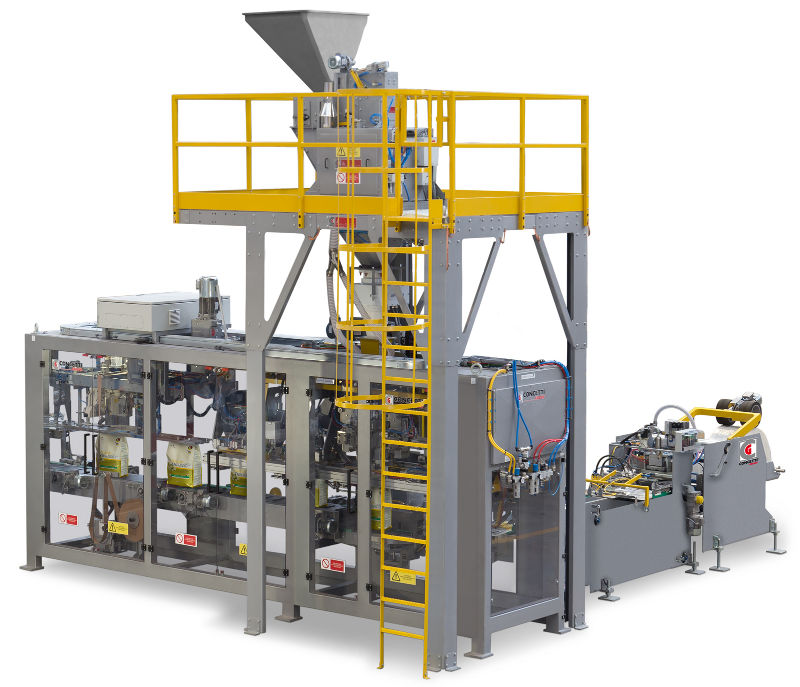 new-pet-food-bagging-line