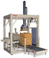 Gantry type palletizer