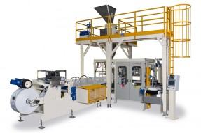 Starpack Bagging Machine with FFS module