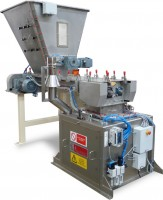 Screw feed weighers easy clean
