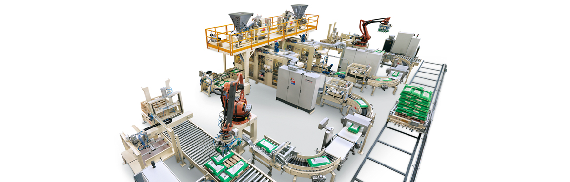 World leading provider of packaging technology on turn-key basis